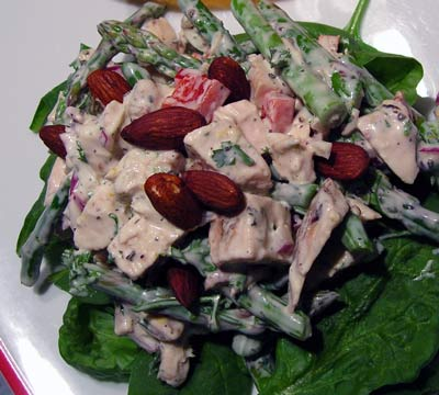 Chicken-Asparagus-Salad