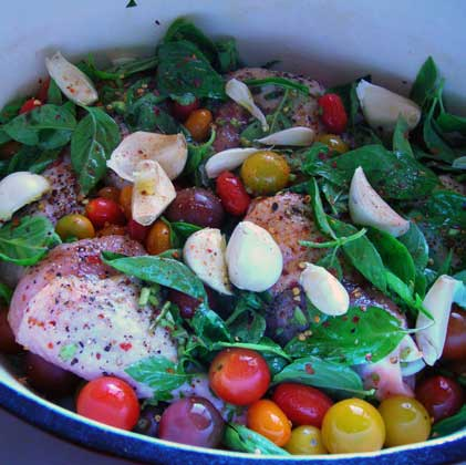 Chicken-with-Sweet-Tomatoes-Pot