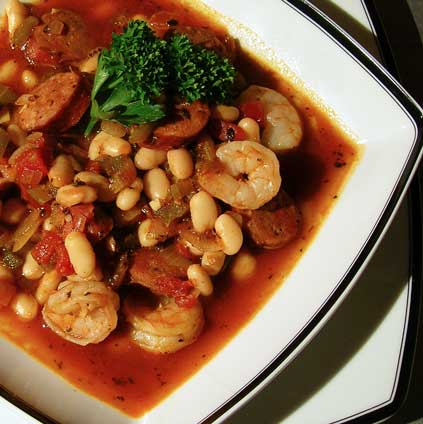 Shrimp-and-Sausage-Stew