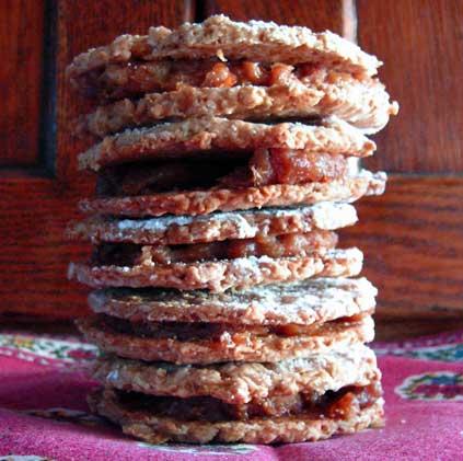 Date-Oatmeal-Cookies