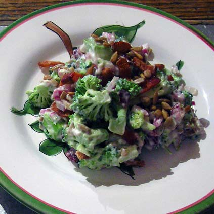 Broccoli-Salad-w-Cranberries