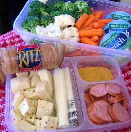 Snacker-Lunch