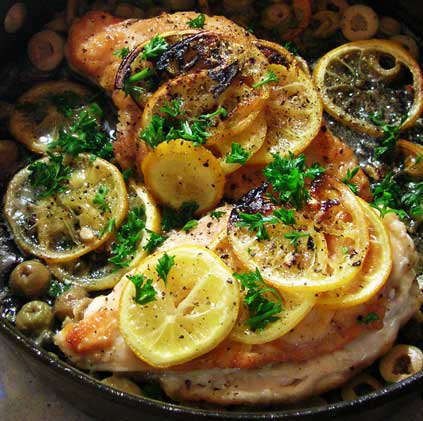 Chicken-w-Roasted-Lemons