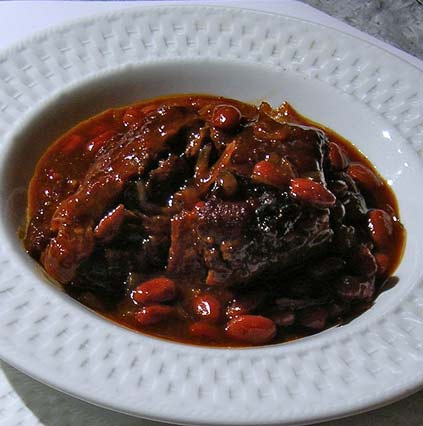 Sweet-Spicy-Ribs-w-Beans-2