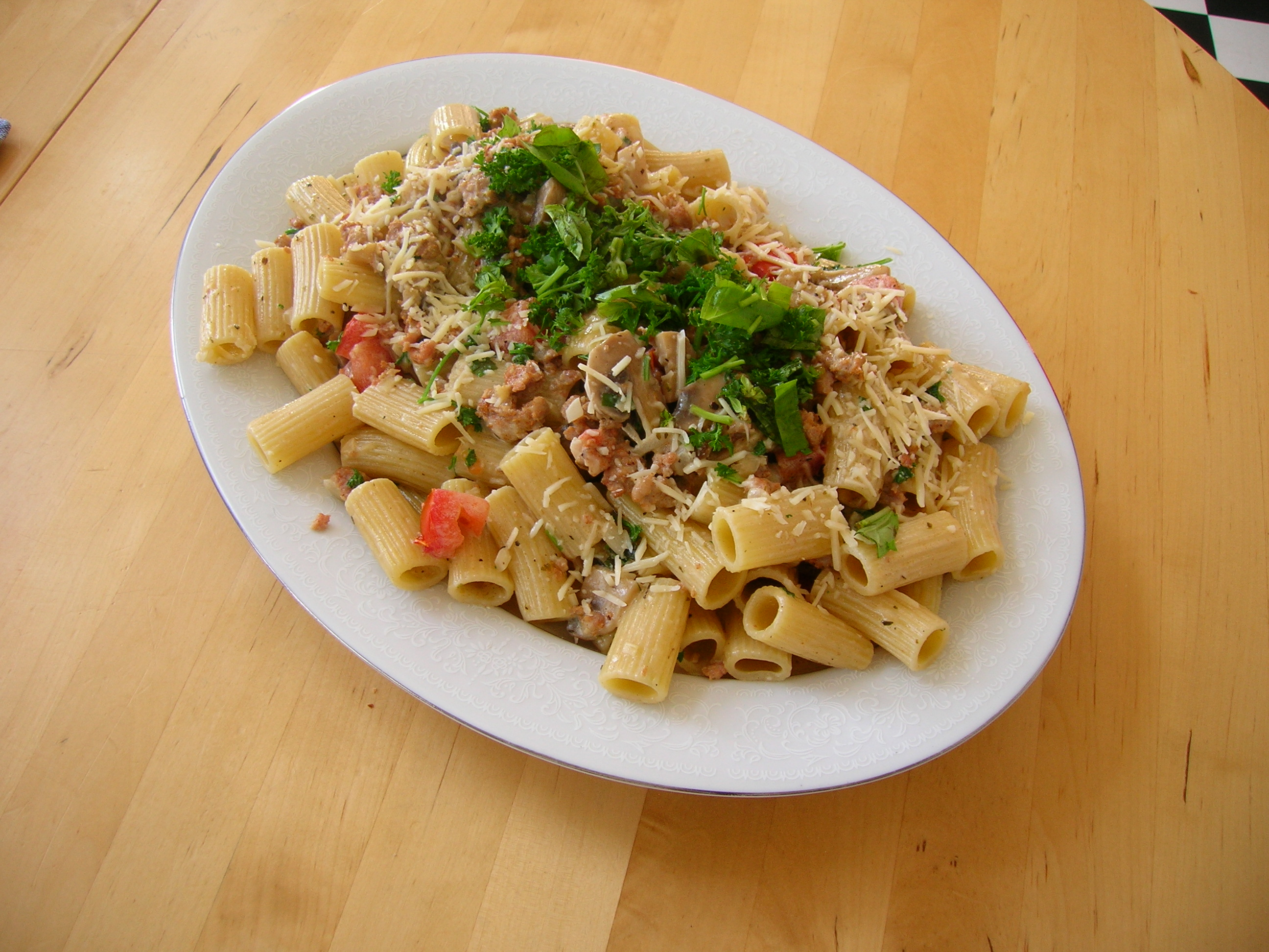 JBug\'s Kitchen Antics: Pasta