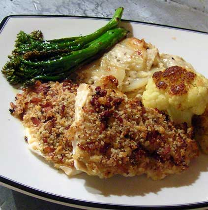 Baked-Haddock-with-Onion-Bacon-Crust