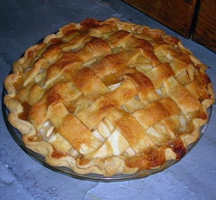 Grandma's-Apple-Pie
