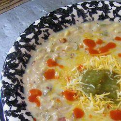 Roasted-Corn-Chowder