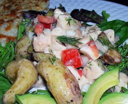 Chicken-and-Potato-Salad