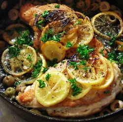 Chicken-w-Roasted-Lemons