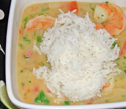 Thai-Green-Shrimp-Curry