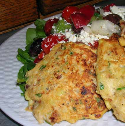 Clam,-Corn-and-Basil-Cakes