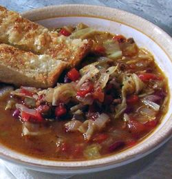 Beef-a-Cabbage-Soup