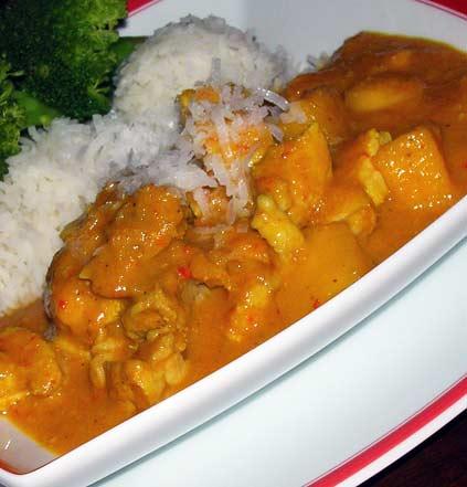 Mango-Chicken-Curry