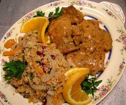 Moroccan-Couscous-and-Orange-Chicken-002