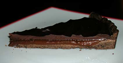Chocolate-Caramel-Tart