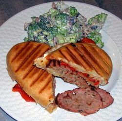 Meatloaf-Panini