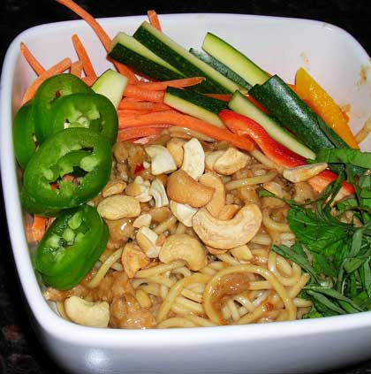Spicy-Curried-Peanut-Noodles-w-Chicken-a-Vegetables
