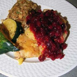 Chicken-Paillards-w-Cranberry-Sauce