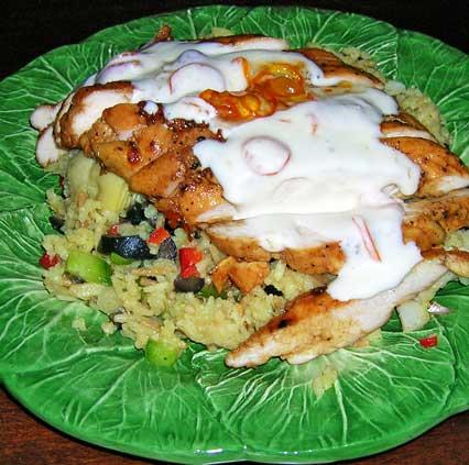 Artichoke-Chicken-Salad