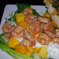Mango-Spicy-Shrimp-Salad