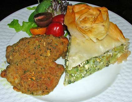 Greek-Style-Broccoli-Cheese-Pie-a-Patio-Chicken