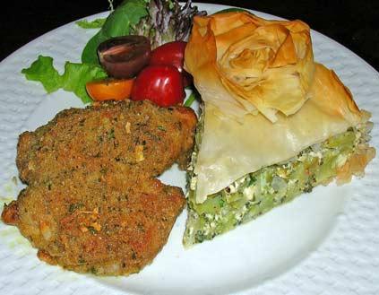 Greek-Style-Broccoli-Cheese-Pie-a-Patio-Chicken