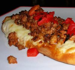 Flatbread-Pizza