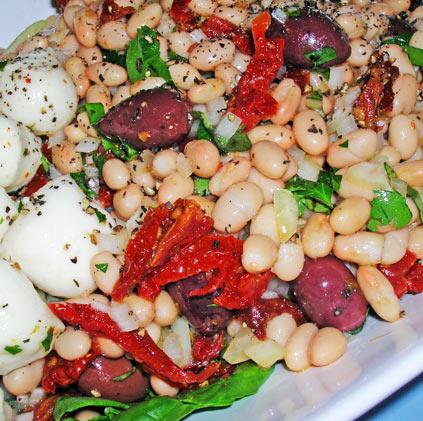 Tuscan-White-Bean-Salad