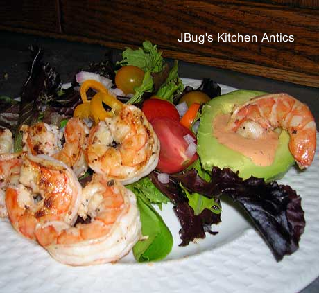 Grilled-Shrimp-with-Lime-and-Red-Pepper-Aioli
