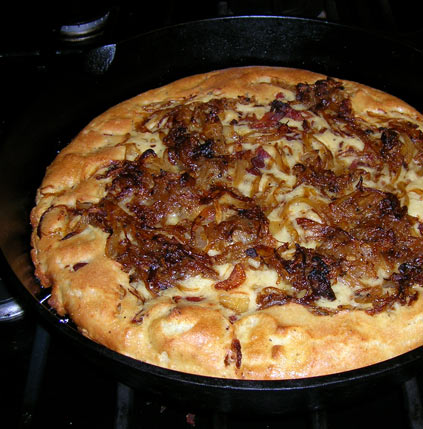 Bacon-Onion-Tart