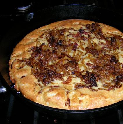 Bacon-Onion-Tart