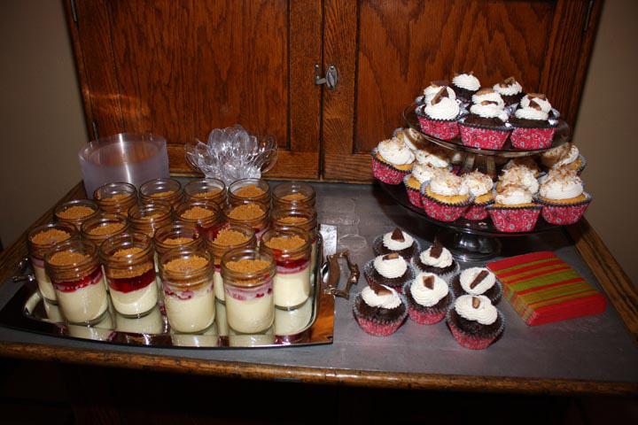 Desserts - party