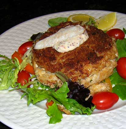 Spicy-Crab-Cakes