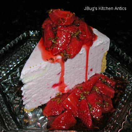 Frozen-Strawberry-Cheesecake