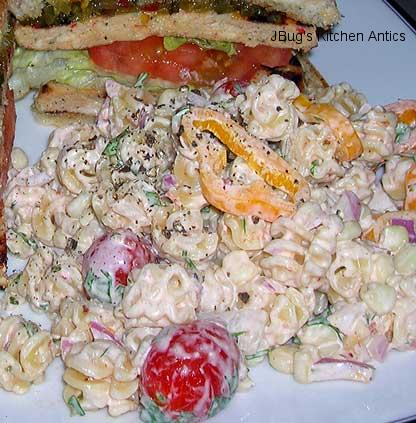 Southwestern-Pasta-Salad