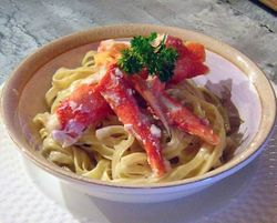 Crab-and-Alfredo