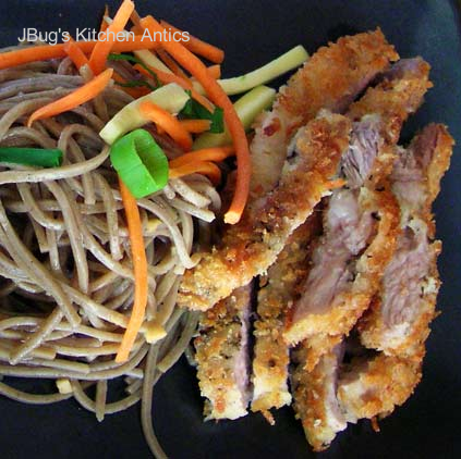 Pork-Katsu-with-Soba-Noodles