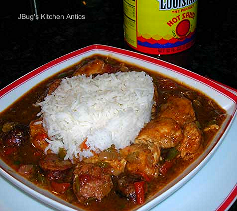 Chicken-and-Andouille-Gumbo