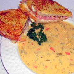 Cheesy-Cauliflower-Soup