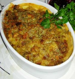Chicken-and-Stuffing-Casserole