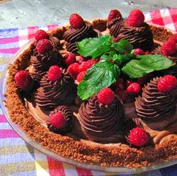 Choco-Rasp-Cream-Pie