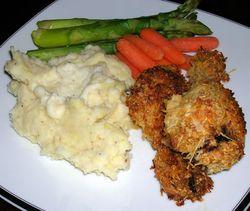 Crispy-Oven-Baked-Chicken