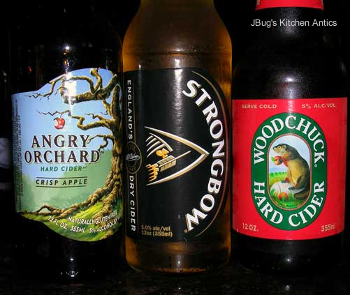 Cider-Selection