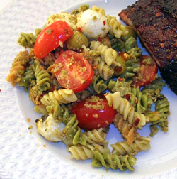 Pasta-Salad-with-Green-Olivada
