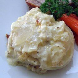 Creamy-Potato-Gratin