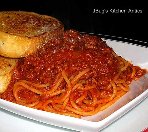 One-Pot-Spaghetti