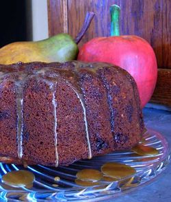 Apple-Pear-Hazelnut-Cake