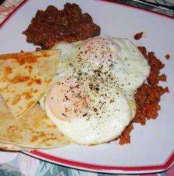 Chorizo-Breakfast