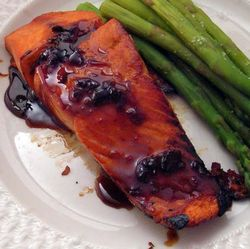 Maple-Soy-Glazed-Salmon